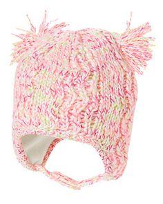 23fdb273fe6a Gymboree Marled Neon Sweater Hat Fille, Hiver, Vêtements Pour Tout Petits,  Enfants Mignons