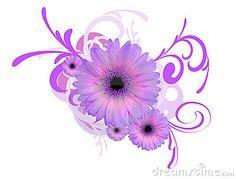 gerber daisy clipart - Google Search
