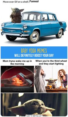 Funny Baby Yoda memes Wife Jokes, Funny Babies, Funny Pictures, Memes, Day, Funny Pics, Fanny Pics, Funny Photos, Hilarious Pictures