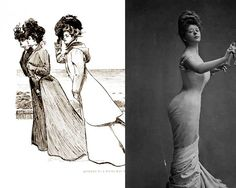 History of Womens Fashion - 1900 to 1919 | Glamourdaze