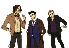 The boys as 9, 10, and 11 :D Am I the only one thinking this looks like Sam, Cas, and Dean?!