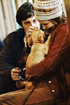 Al Pacino & Kitty Winn in The Panic in Needle Park