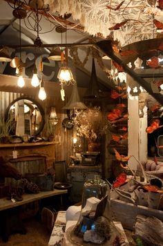 Marburger Farm Antique Market   Fall 2011
