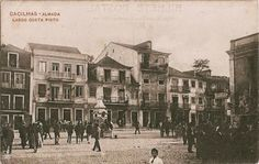 Cacilhas, década de 1920 Portugal, Photographs, Street View, History, Painting, Vintage, Old Pictures, Nature, Stuff Stuff