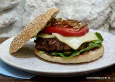 grain de sel - salzkorn: Mc Garten - un sandwich rustique