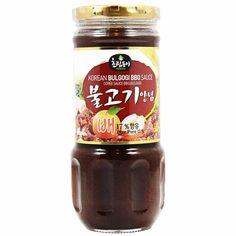 Authentic Korean Bulgogi BBQ Sauce by Chorip Dong 1.1 lb