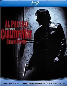 Notorious Puerto Rican heroin dealer Carlito Brigante (Al Pacino) is released from jail on a technicality thanks to the manipulations of his sleazy lawyer buddy (Sean Penn). All he wants is to keep hi