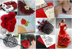Spanish-Theme: More Ideas. Spanish Themed Party, Spanish Themed Weddings, Spanish Wedding, Mexican Weddings, Dinner Themes, Party Themes, Party Ideas, Themed Parties, Spanish Party Decorations