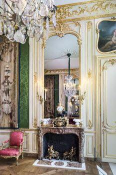 Aile Sully, 1er étage, Département des Objets d'arts, Salle 42 : Rocaille © 2014 Musée du Louvre / Olivier Ouadah Département des Objets d'Art