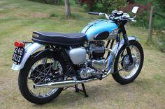 1965 Triumph T120R Bonneville 650cc
