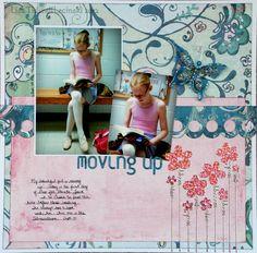 Moving Up - Scrapbook.com