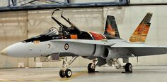 F/A-18 HORNET CANADIAN AIR FORCE