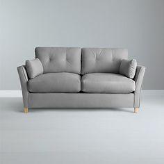 Buy John Lewis Chopin Medium Sofa Bed with Pocket Sprung Mattress, Bala Putty Online at johnlewis.com