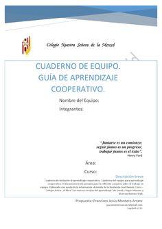 ISSUU - 00 cuaderno equipo aprendizaje cooperativo de Francisco Jesús Montero Arranz