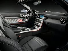 Mercedes Benz SLK Class Convertible Base SLK250 2dr Roadster Interior