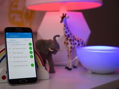 Handling the bed time and sleep schedules of young kids can be really rough. We install a system of smart lights in the kid's room at the CNET Smart Home to help make the process smoother.