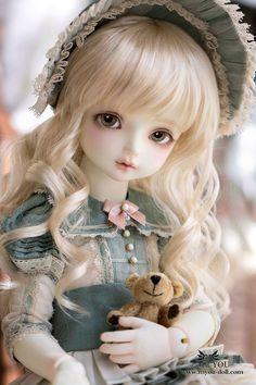 Beautiful Barbie Dolls, Pretty Dolls, Ooak Dolls, Blythe Dolls, Cute Baby Dolls, Kawaii Doll, Polymer Clay Dolls, Living Dolls, Doll Repaint