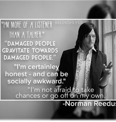 Norman.... me, too.