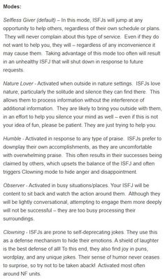 ISFJ Care and Keeping (3) 16 Personalities Test, Enneagram Type 2, Isfj Personality, Facts About People, Isfp, My Emotions, High Society, Social Anxiety, Get To Know Me