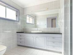 Vanity, Homes, Bathroom, Places, Stuff To Buy, Dressing Tables, Washroom, Powder Room, Houses