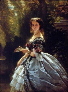 Princess Elizabeth Esperovna Belosselsky Belosenky, Princess Troubetskoi