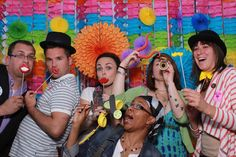 ArtMix/Pride at the Crocker Art Museum - Giggle and Riot Photo Booth