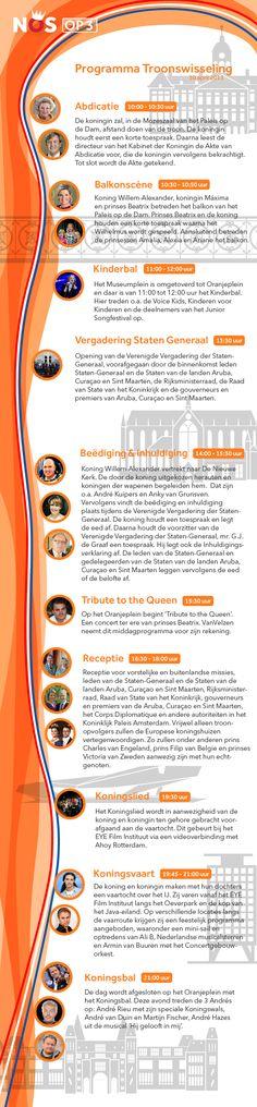 Feestelijk en veilig. Dat zijn de trefwoorden aan de vooravond van de troonswisseling en de inhuldiging van koning Willem-Alexander. Amsterdam zet alles op alles om morgen te schitteren voor het oog van de wereld.