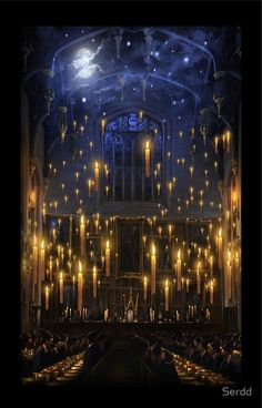 It doesn't matter how many times I walk into the great hall it always takes my breath away. It is so beautiful and always welcomed me home. I walk over to the Ravenclaw table and sit with my friends. I can't wait until the sorting starts though. I love meeting the new first years and seeing who gets put in Ravenclaw with me and my friends. I also can't wait for the food to be served. It is always the best. I'm glad to be home. -Misty fourth year Ravenclaw.