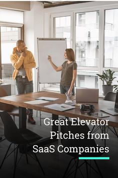When it comes to a remarkable elevator pitch, practice makes perfect and there are some extraordinary SaaS companies that understand what a successful pitch is all about. Pitch, Things To Come, Success, Technology, Marketing, Tech, Tecnologia