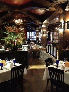 new year's eve dinner :: texas de brazil @ town square :: steak & salad bar