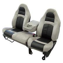 Tmi F 150 Svt Lightning Seat Upholstery Kit Svt Logo Black 99 04 43 76560 99 L999 Svt Ford Lightning Svt Lightning Seat Covers