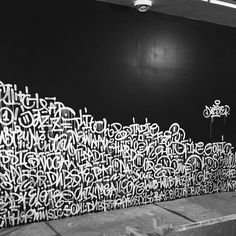 Pokras Lampas Calligraphy Beautifulbizarre 13 - Wall