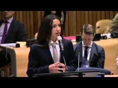 15 year old, no script. Just inspiring & powerful words from Xiuhtezcatl Martinez, indigenous Climate activist at the high level UN event on Climate yesterday 6-29-15.