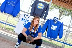 softball picture ideas!