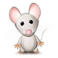 Royalty-Free (RF) Clipart Illustration of a Curious Standing Gray Mouse With Pink Ears by Oligo Dog Vector, Free Vector Art, Vector Stock, Art Et Illustration, Illustrations, Mouse Paint, Three Blind Mice, Pumpkin Vector, Clip Art