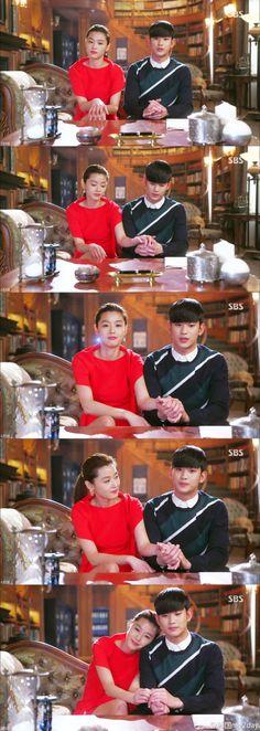 Kim Sooy Hyun & Jun Ji Hyun - My Love from the Star