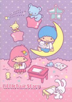 little twin stars♡