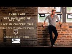 "Chris Lane- "" Her Own Kind of Beautiful"""