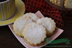 Fursecuri Fragede cu Malai Romanian Food, Biscotti, Macarons, Blog, Pudding, Sweets, Bread, Cookies, Cake