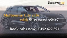 Enjoy a ride in #comfort and #luxury with silverservice24x7 The #door to #door #cab #services ensures that #luxury #cab #services are available to you for #airport #pickups and #transfers conveniently.Book cabs by call us at 0452 622 391