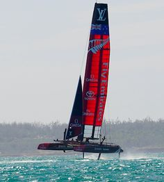 Team Toyota-Americas Cup racing Bermuda 2017 finals-don't miss it. scott stallard