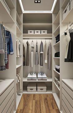 120 Brilliant Wardrobe Ideas For First Apartment Bedroom Decor 36 Small Walking Closet