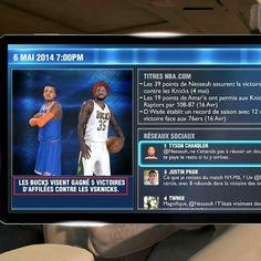 #NBA2K14 #XboxOne Une petite erreur ou une nouvelle équipe !