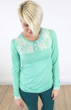 Shirt Caroline von SHOKO Shop auf DaWanda.com