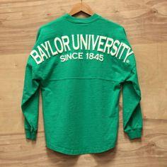 #Baylor University Spirit Jersey
