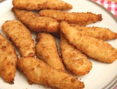 coconut flour chicken tenders