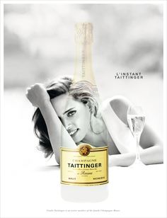 Brut Réserve, an elegant, subtile but expressive champaign from Champagne Taittinger.