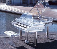 crystal pianos - Google Search