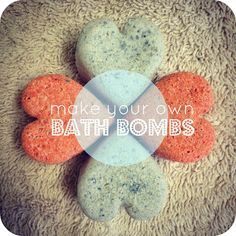The Craft Revival: how to make bath bombs