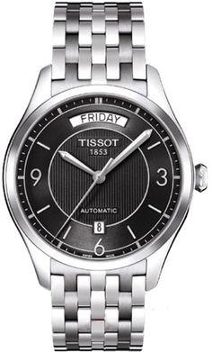 T038.430.11.057.00, T0384301105700, Tissot t one watch, mens